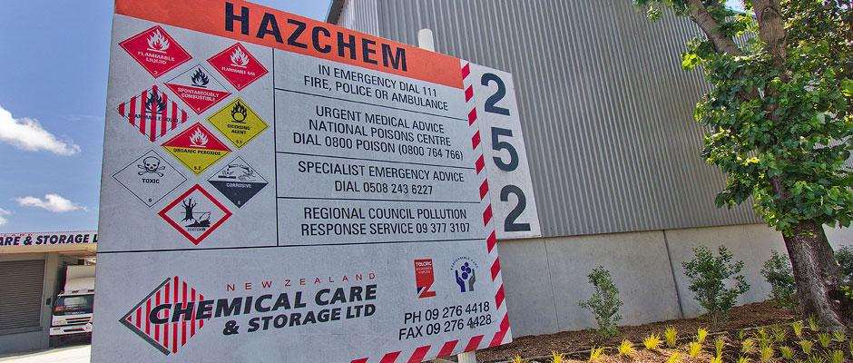 Nz Chemical Care Amp Storage